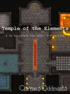 Temple of the Elements - 5e Adventure (level 7-9)