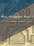 Mini-Dungeon Maps 1