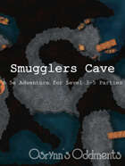 Smugglers Cave - 5e Adventure (Level 3-5)