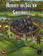 Heroes of Sol'an - Greenhill