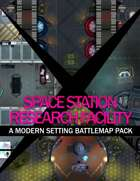 Space Station Research Facility [BUNDLE]