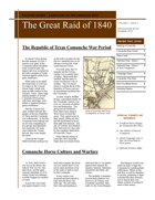 The Great Raid of 1840