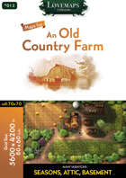Cthulhu Maps - 012 - An Old Country Farm