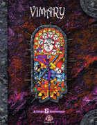 Tribe 8 Vimary Sourcebook