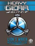Heavy Gear Blitz! Lion's Wrath - Northern Army List