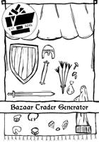 1 Page Generator - Bazaar Trader