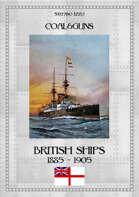 COAL&GUNS! British ships 1885 - 1905