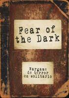 FEAR OF THE DARK wargame de terror en solitario