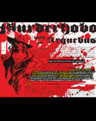 Murderhobo with an Arquebus: a character class for MÖRK BORG