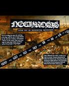 Nechrosis: an escalating apocalypse calendar for MÖRK BORG