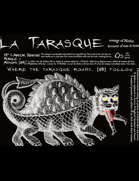 The Tarasque: an Occitan monster adapted for MÖRK BORG