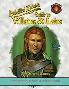 Potbellied Kobold 5E Villains - Kerym Abrus