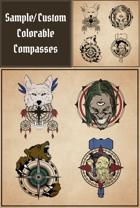 Land Creature Compasses