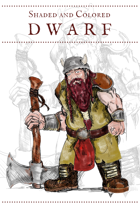 Dwarf Character Art