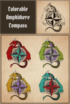 Amphithere Compass