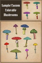 Mushroom Pack 2