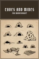Caves and Mines Pack