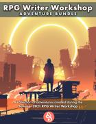 RPG Writer Workshop Summer 2021 [BUNDLE] , from $35.74 to $24.99