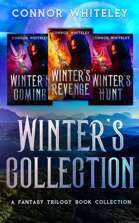 Winter's Collection: A Fantasy Trilogy Books Collection