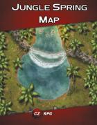 Jungle Spring Map