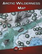 Arctic Wilderness Map