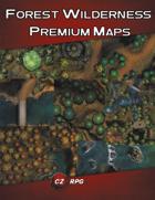 Forest Wilderness Premium Maps [BUNDLE]