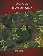 Jungle Swamp Map