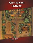 City Watch HQ Map