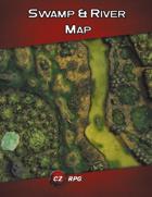 Swamp & River Map