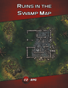 Ruins in the Swamp Map