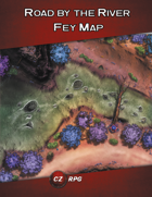 Road by the River - Fey Map
