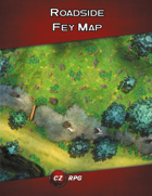 Roadside Fey Map