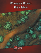 Forest Road Fey Map