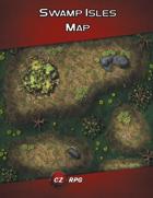 Swamp Isles Map