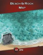 Beach & Rock Map