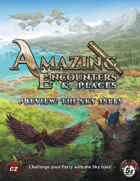 Amazing Encounters & Places Preview: The Sky Isles