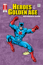 Heroes of the Golden Age #5