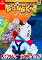 Boingkid™ Comic Bundle 1 & 2