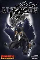 Rick Mason Werewolf Hunter