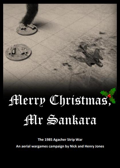 Merry Christmas, Mr Sankara
