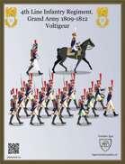 4th Line Regiment. Grenadirs