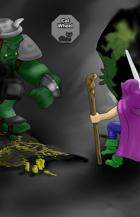 3 Dice Dungeon Master
