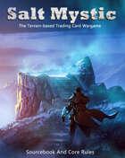 Salt Mystic Sourcebook And Core Rules