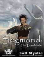 Segmond: The Loreblade War Marshal Deck