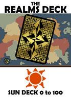 The Realms Deck: The Sun Deck