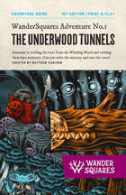 WanderSquares: The Underwood Tunnels