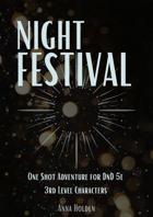 Night Festival - 5e Adventure