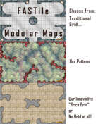 """FASTile Modular Maps: """"Pay What You Want"""" Sample Pack"""