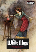 The White Mage - For Old School Essentials