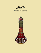 Low Fantasy Gaming: Sha'ir Class